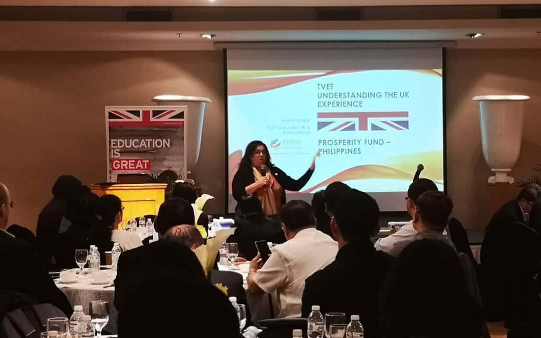 British Embassy Manila holds consultative workshop on skills development