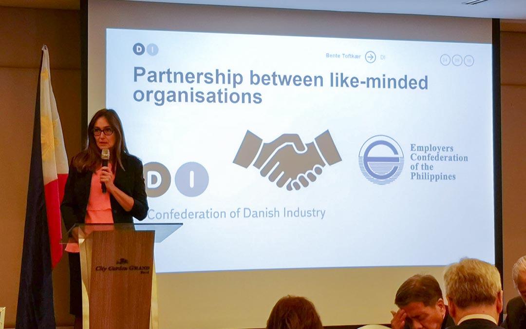 ECOP-DI partnership starts