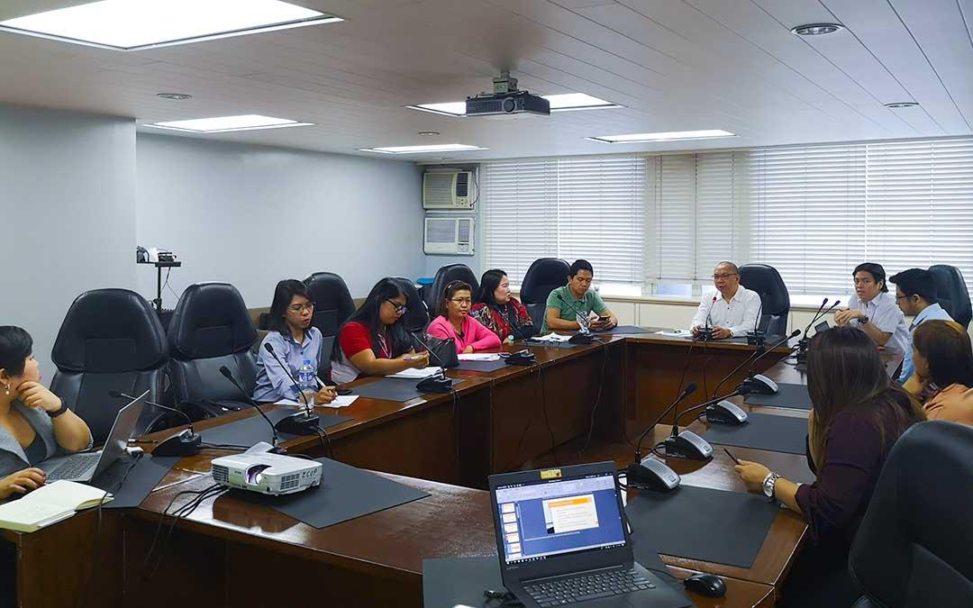 IR/HR network holds first meeting