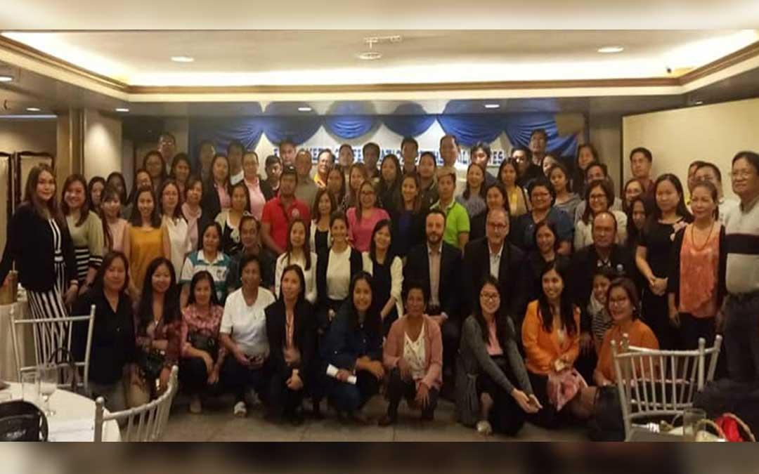 ECOP North Luzon hosts OSH workshop
