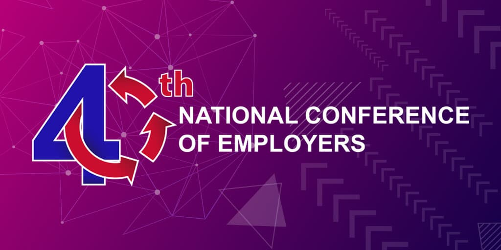 Advisory on the 40th National Conference of Employers
