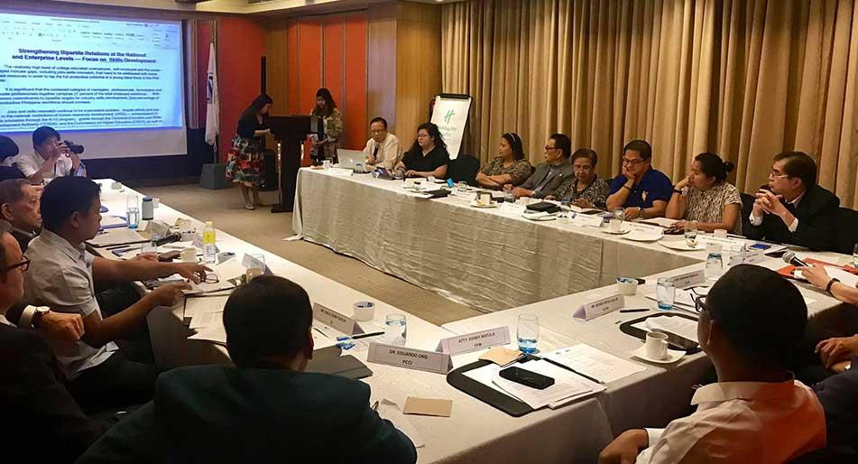 Employer-Labor consortium discusses bipartite agreement on skills development