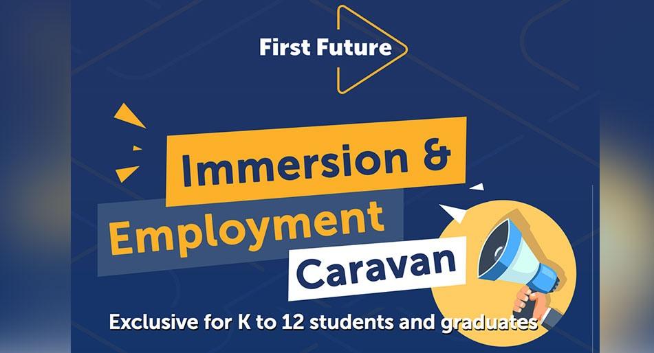 ECOP members invited to PBEd's career caravan