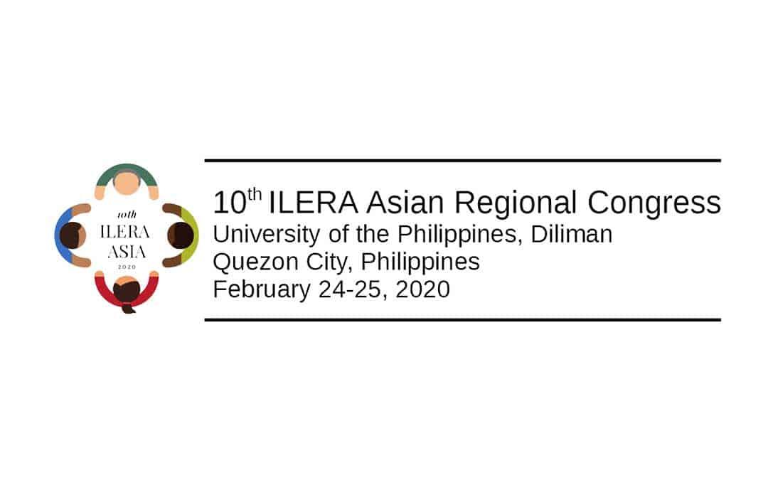 ECOP supports 10th Asian Regional Congress of ILERA