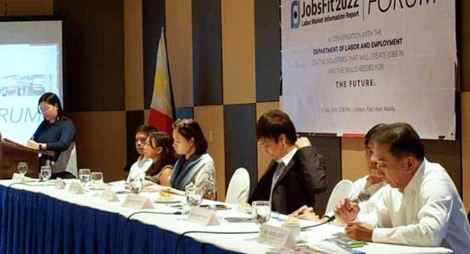 BLE holds Kapihan on Industry 4.0, launches JobsFit 2022 LMI Report