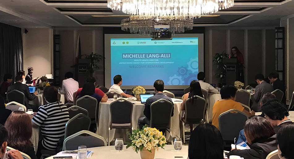 ECOP organizes forum on TB-Free workplace