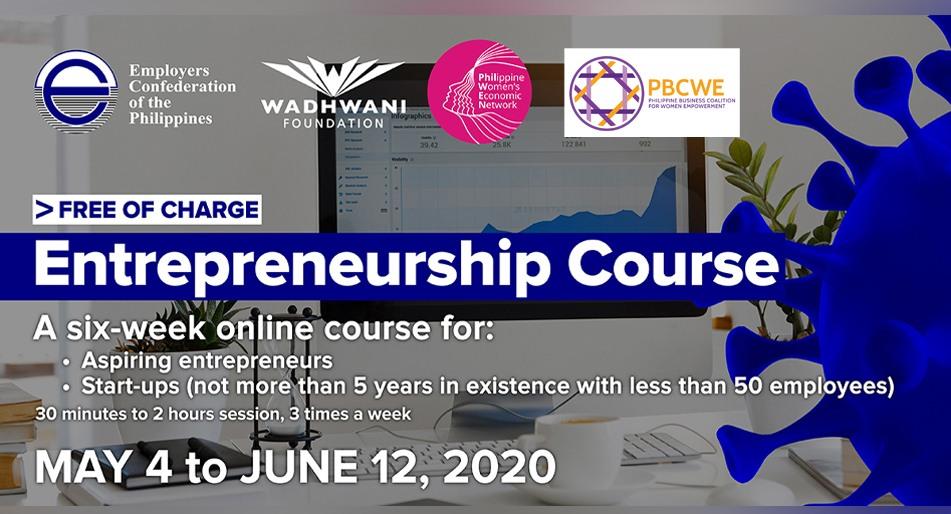 ECOP conducts entrepreneurship courses for women