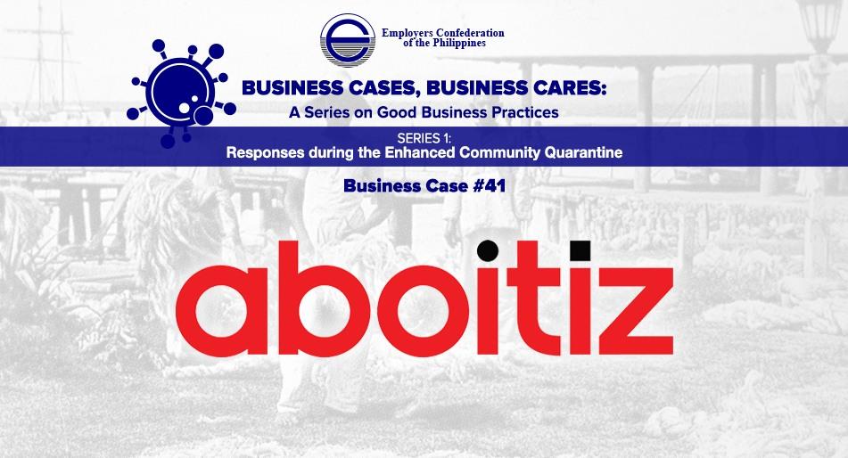 Best Practices ofAboitiz Group