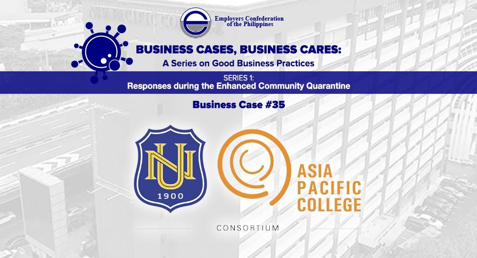 Best Practices of AsiaPacific College (APC)