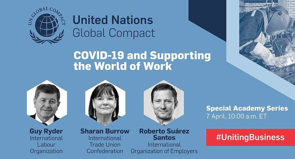 ECOP attends United Nations Global Impact webinar