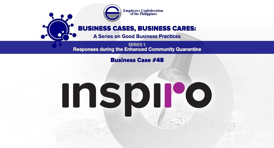 Best Practices of Inspiro Relia, Inc. (Inspiro)