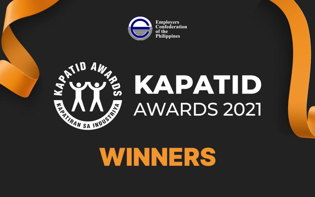 KAPATID Awards 2021 Winners Bared